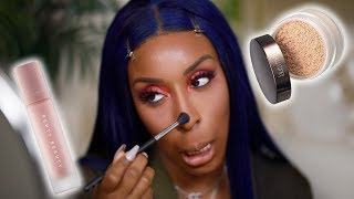 Makeup Won't Stay On My Nose! HELP! | Jackie Aina