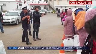 Libye: un noir musclé vendu à 350 euros
