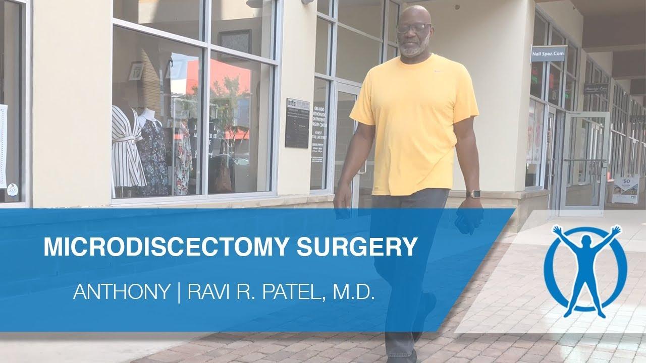 Ravi R  Patel, M D | Orlando Orthopaedic Center - Spine