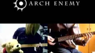 Arch Enemy - Enemy Within(cover) from niconico douga (http://www.ni...