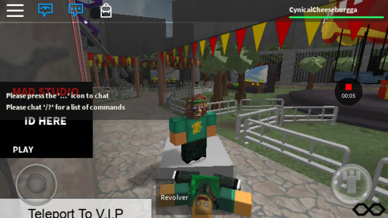 Id Code For No Money On Roblox Youtube