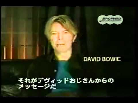 David Bowie Birthday Message Youtube