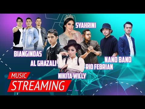 🔴[LIVE] Lagu Pop Indonesia - Tahun 2000an & Kekinian 🌈