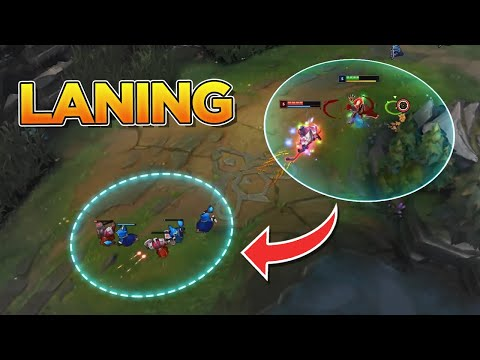 HOW TO WIN LANE VS AGGRESSIVE CHAMPS (Challenger Tips & Tricks)