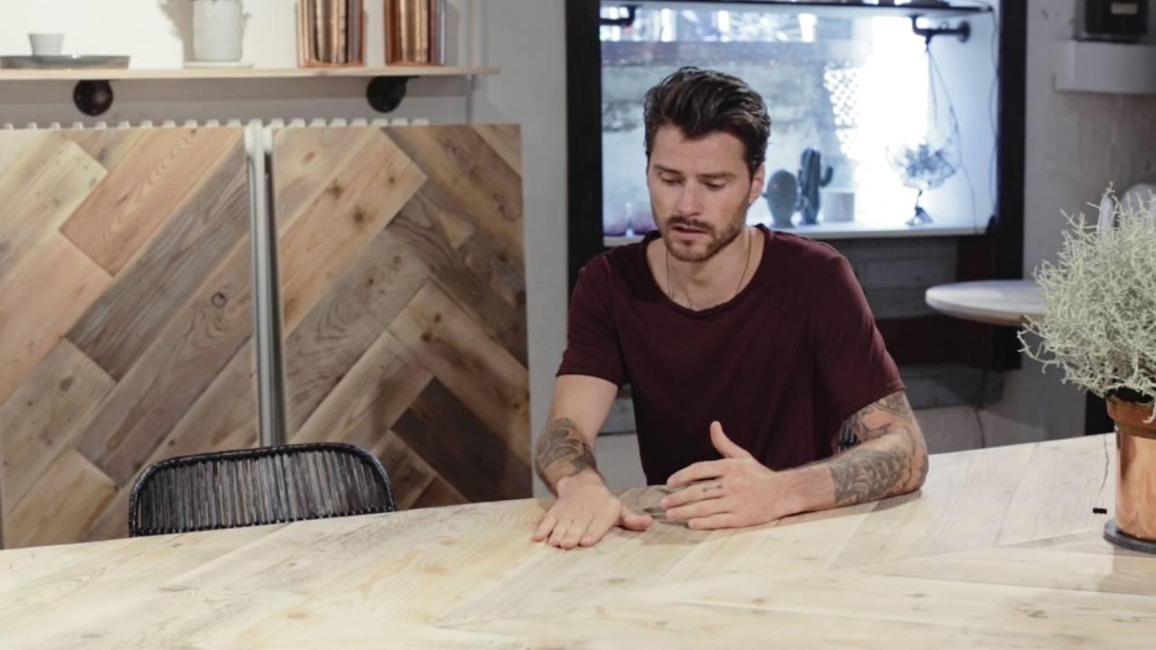 Lav dit eget spisebord - specialløsning fra One funky furniture ...