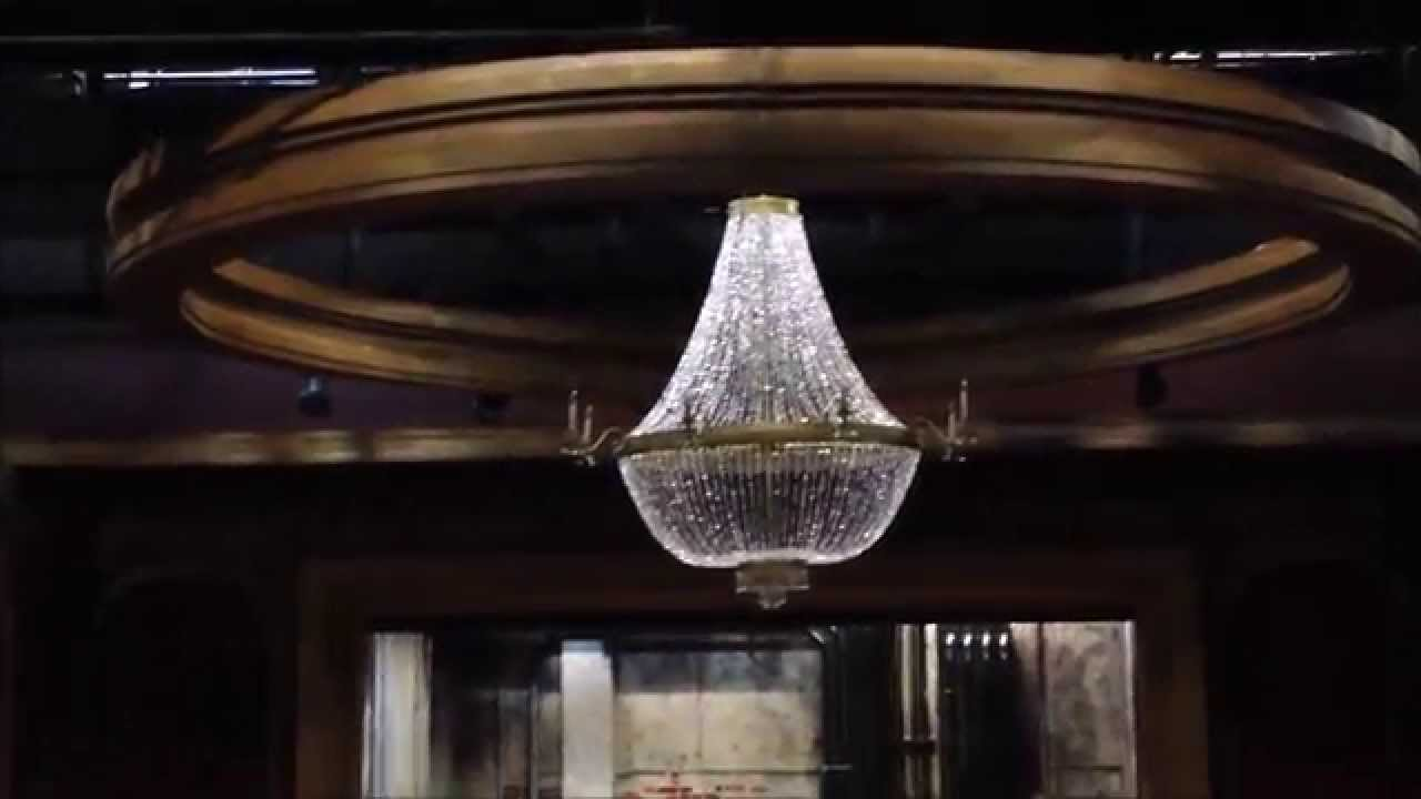 Making a chandelier home design plan making a giant chandelier youtube arubaitofo Choice Image