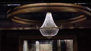 Making a Giant Chandelier