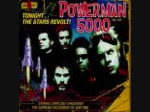 Клип Powerman 5000 - An Eye Is Upon You