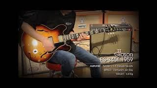 Gibson 【Vintage】ES-345T 1959年製