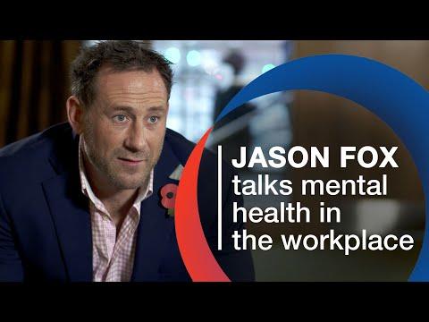 Jason Fox Talks Mental Health In The Workplace