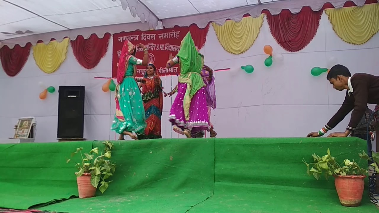 Rajasthani song   साइकिल पंचर कर लायो   cycle.