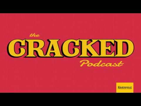 The Cracked Podcast -  Creepy Real Murders With My Favorite Murder