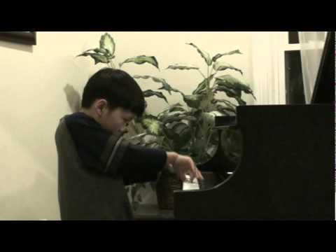 Chopin Etude Op.10 No. 1 in C major by Andrew Li