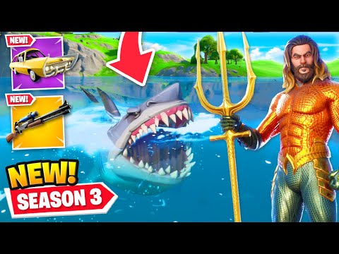 EVERYTHING *NEW* In Fortnite Chapter 2 SEASON 3! (Map Changes, Weapons + MORE)