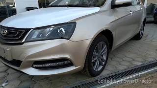 Geely imperial 2019 review-- 2019 جيلي امبريال