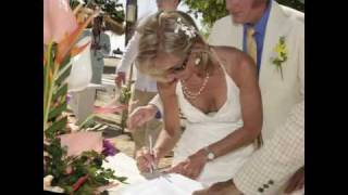 Spectacular St. Lucia WeddingsAt Windjammer Landings