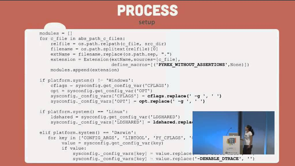 EuroPython 2014 - Session: Multiplatform binary packaging and