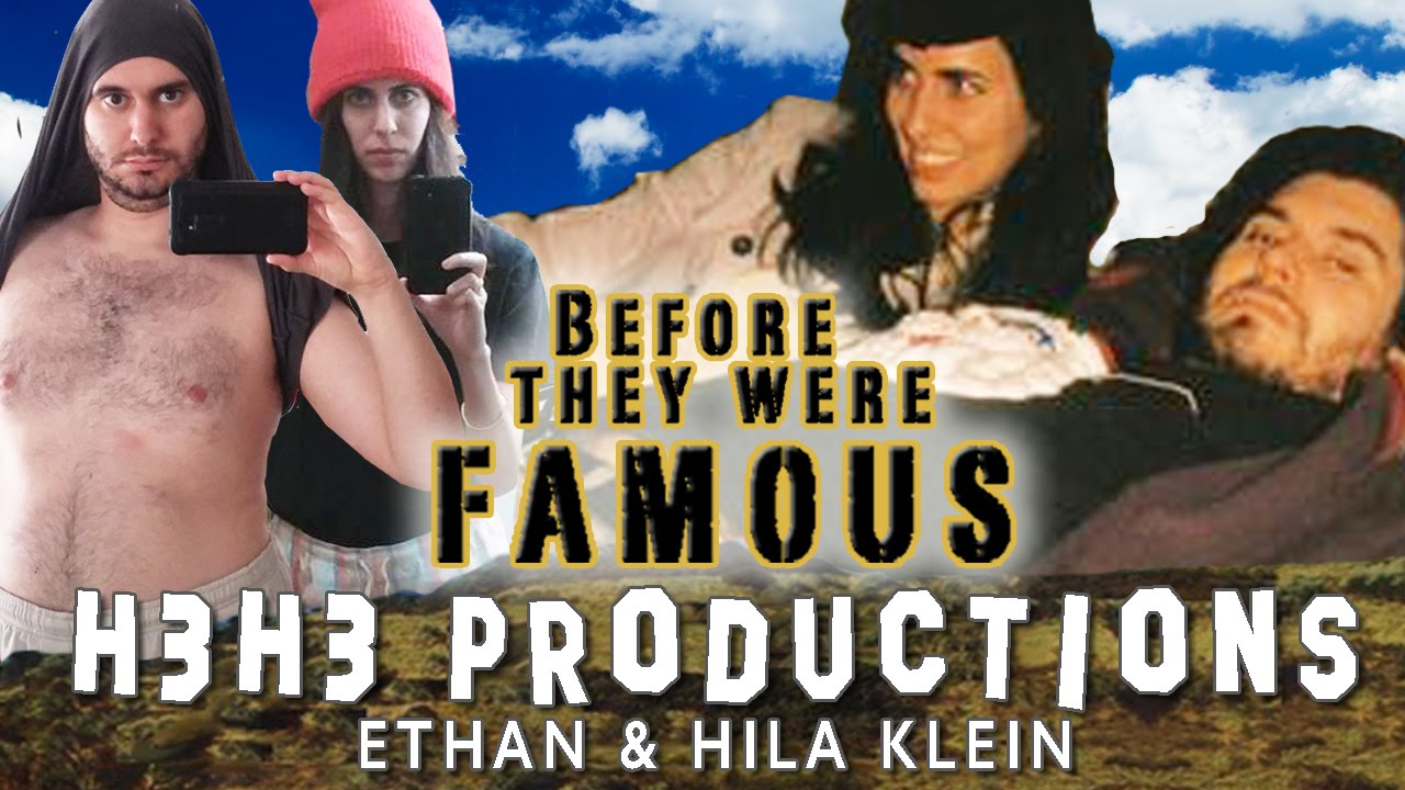 1d041e36adc93 H3H3 Productions - Before They Were Famous - Ethan   Hila Klein - YouTube