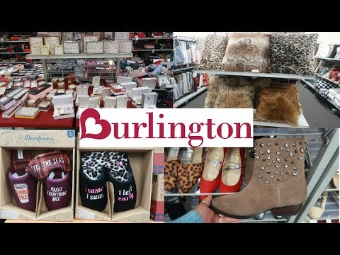 BURLINGTON SHOPPING * SHOES/JEWELRY & MORE - COME WITH ME