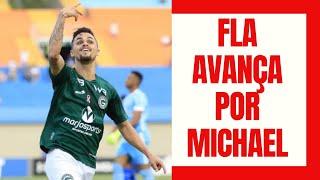 Mercado urgente: Flamengo avança na tentativa de contratação de Michael, do Goiás
