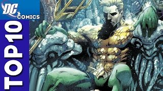 Top 10 Aquaman Moments From Justice League