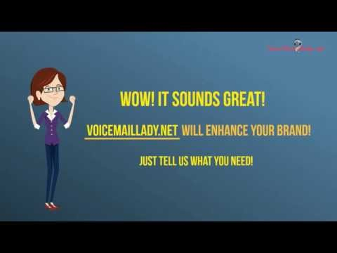 Efficient Help with Female Voicemail Greetings