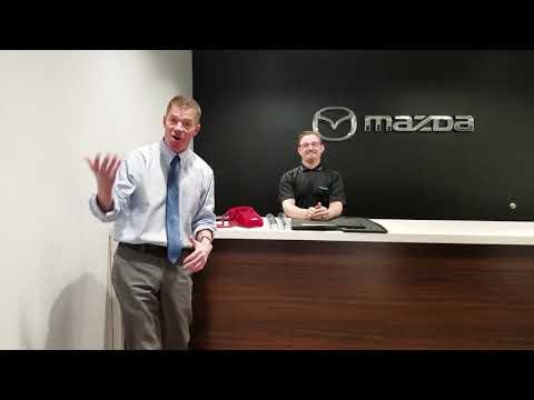 Genuine OEM Mazda Parts At McDonald Mazda South