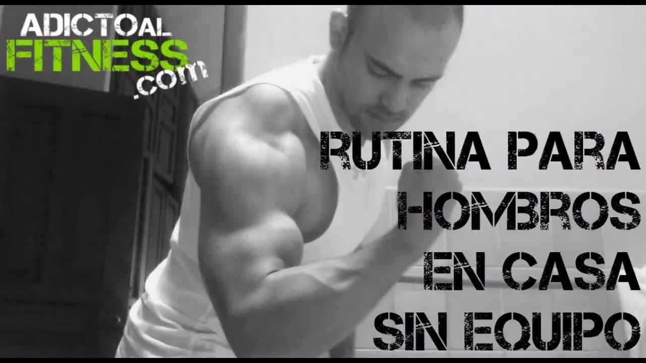 ejercicios para entrenar en casa sin pesas