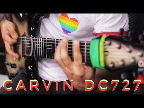Carvin Guitars -DC 727