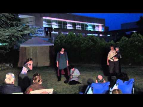 2013 Macbeth Swordfights