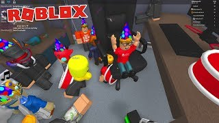 ESCAPE ETHAN GAMER'S ROBLOX STUDIO!!!