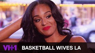 Basketball Wives LA | Brandi Maxiell vs. Jackie Christie | VH1