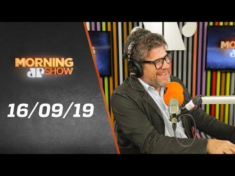 Morning Show - edição completa - 160919