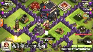 Clash of Clans #4 - Folge mit Musik!