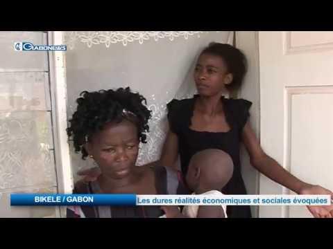 BIKELE : GABON  Les dures réalités économiques et sociales évoquées