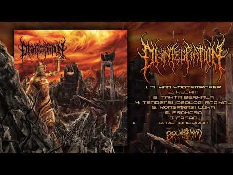 DISINTEGRATION - PRAHARA | DEBUT ALBUM | INDONESIA BRUTAL DEATH METAL | BRUTAL MIND 2020
