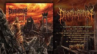 DISINTEGRATION - PRAHARA   DEBUT ALBUM   INDONESIA BRUTAL DEATH METAL   BRUTAL MIND 2020