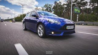 Тест-драйв Ford Focus ST3 2015 (PRO100Drive)
