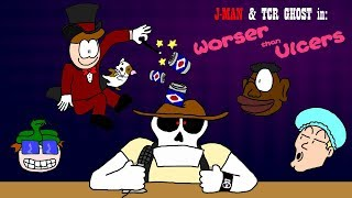 TCR Trolling - J-Man Vs. Ghost: Worser Than Ulcers