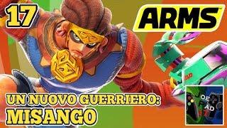 UN NUOVO GUERRIERO: MISANGO! - ARMS CON I FAN #17 ►NINTENDO SWITCH◄ thumbnail