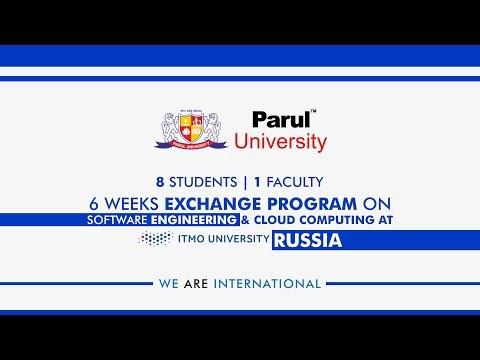 Outbound Mobility Programs Parul University