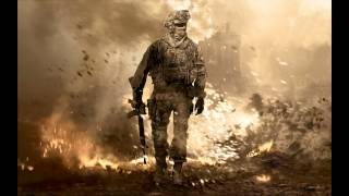 Call of Duty Modern Warfare 2 OST - DC Burning - Intro Pad