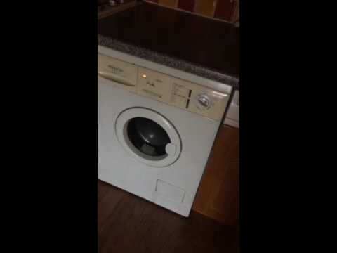 Washing machine sounds good