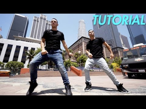 J. Balvin, Willy William - Mi Gente (Dance Tutorial) | Chore