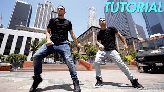 J. Balvin Willy William Mi Gente Dance Tutorial Choreography MihranTV.mp3