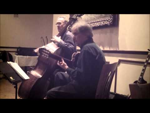 Pete Devine/Robert Campbell Duo at Cross Culture Indian Cuisine in Haddonfield, N.J.