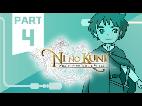 [4] Ni No Kuni: JRPG Quest Hubs Take Forever - Link Cable