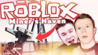 GREAT MINING MACHINE! | ROBLOX [#7]-Miner's Haven [#2] (With: Plaga) #Bladii #PL