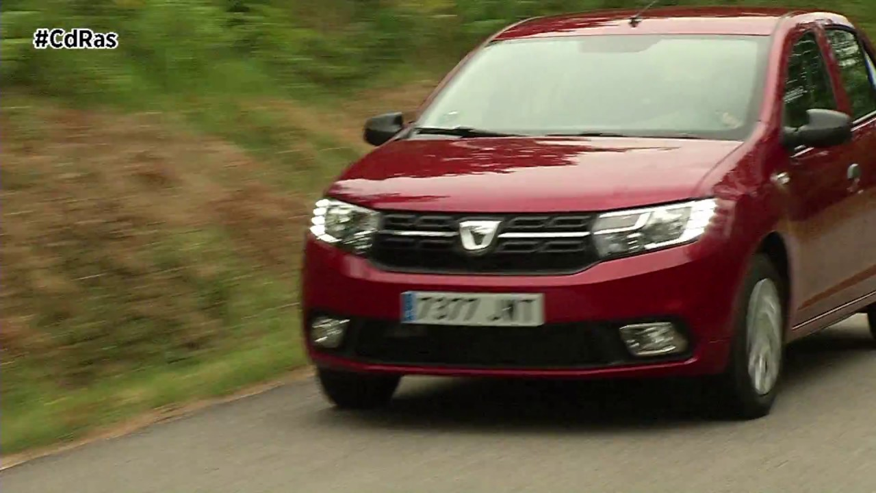 Test Din U00c1mico Dacia Logan Glp 2017 Highlights  U0026 Actions