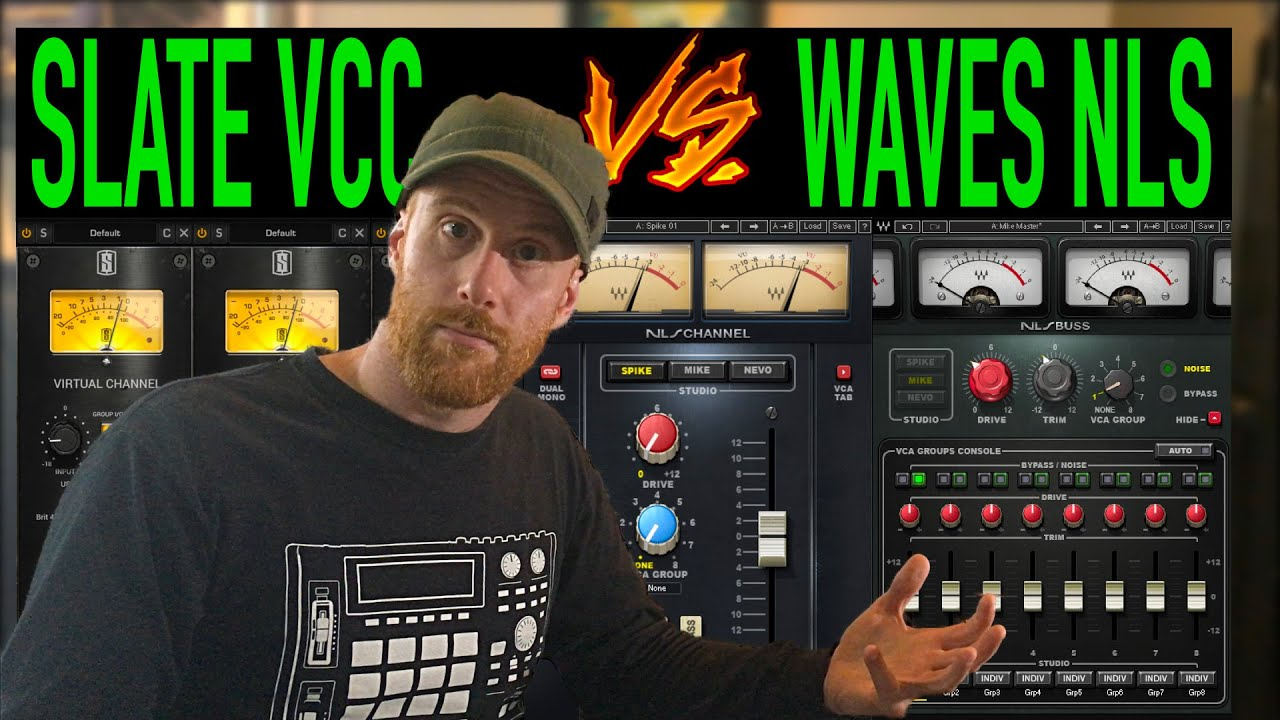 Waves Nls Vs Slate Vcc Youtube